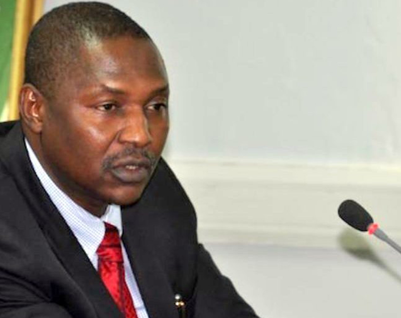 EXCLUSIVE: Malami writes Buhari, backs IGP Adamu on police recruitment procedure