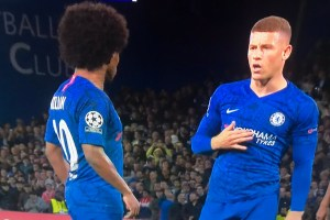 Chelsea vs Valencia: Lampard backs Barkley after Champions League penalty miss