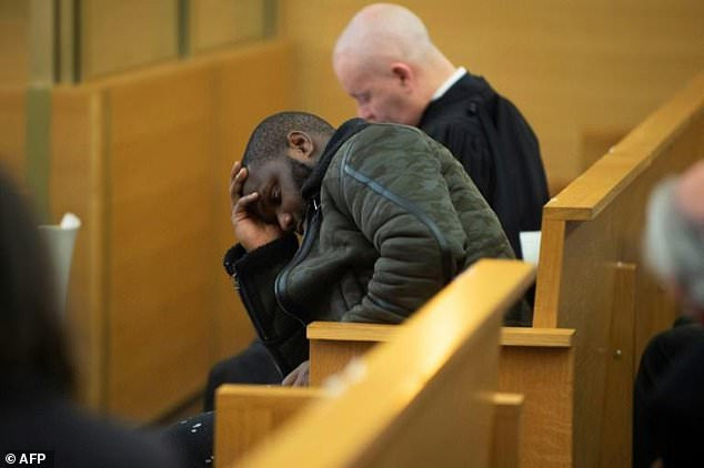 May God kill me if a girl has worked for me – Nigerian Pastor, Stanley Omoregie facing sex trafficking charges in France tells court