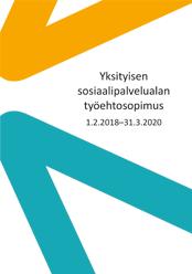 Talonrakennusalan työehtosopimus 1.5.2018-30.4.2020