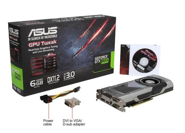VGA Nvidia Asus