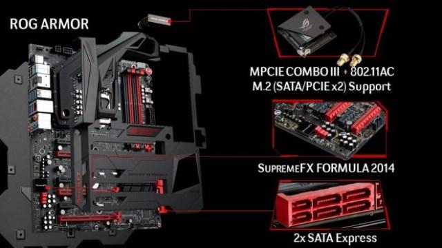 ASUS-Maximus-VII-Formula-Motherboard Intel LGA 1150