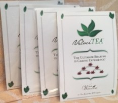 VelociTEA - Detox Cleanse TEA - 1 mo supply