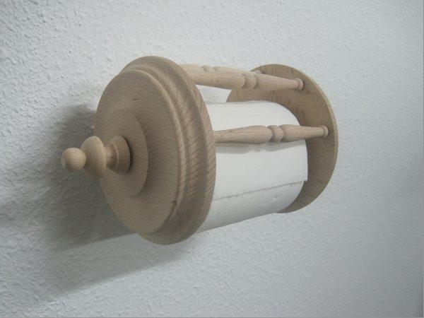 Accesorios de madera para el cuarto de bao