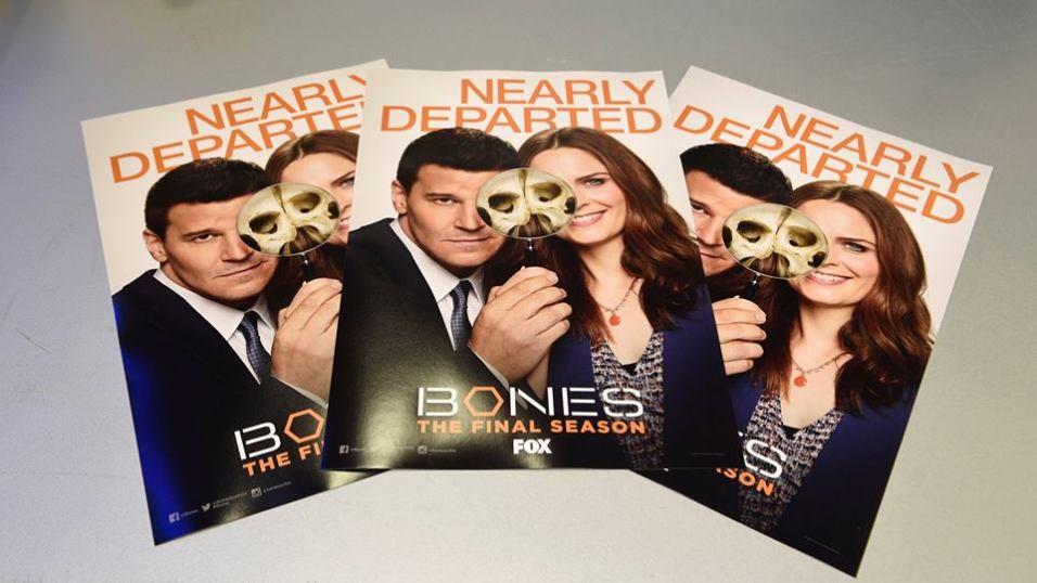 Poster Bones 12 dal SDCC 2016