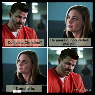Brennan va a trovare Booth in prigione