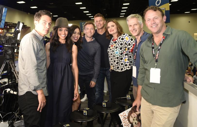 il cast di Bones e i produttori riflettono sull'ultima stagione