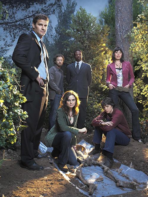 Locandina Serie Tv Bones - stagione 1