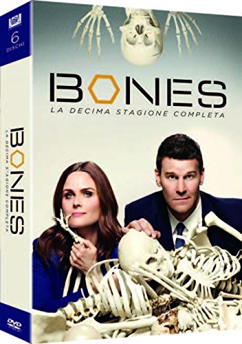 dvd Bones stagione 10