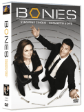Cofanetto dvd Bones stagione 5 edizione restage