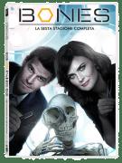 Cofanetto dvd Bones stagione 6