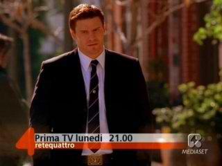 banner Bones in Prima Tv su Rete4