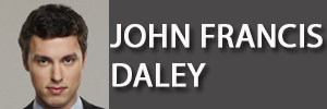 Vai alla biografia di John Francis Daley