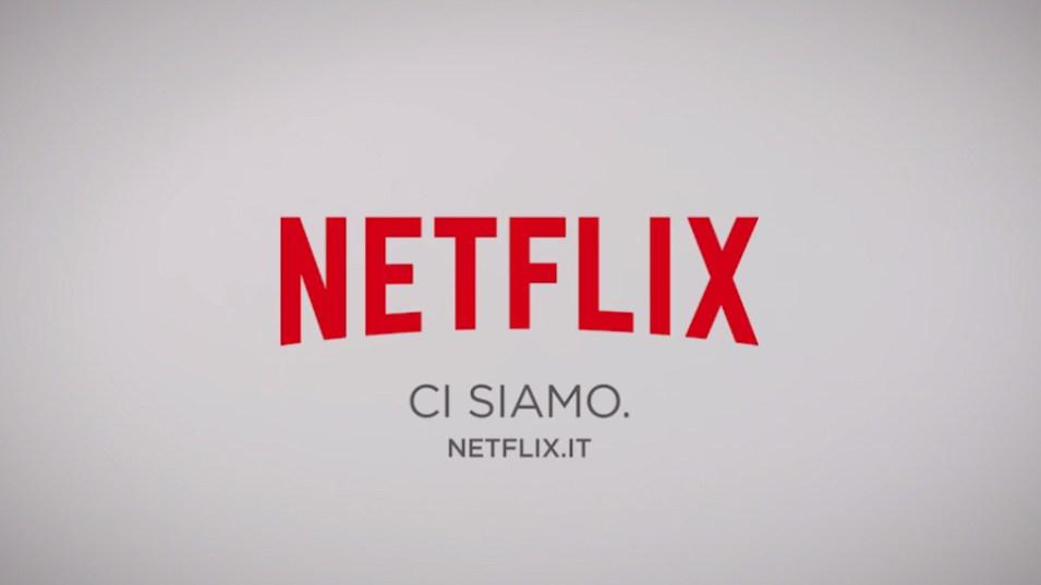 Netflix in Italia: ci siamo!