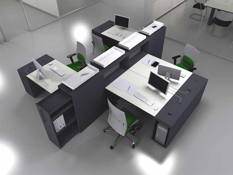 Bureaux openspace  i bureaunet