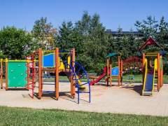 area gioco bambini