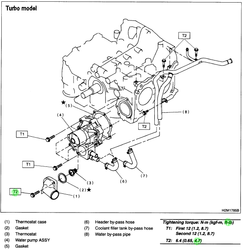 02 Wrx Water Pump, 02, Free Engine Image For User Manual