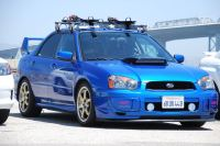 02-07 Wrx/ Sti Yakmima roof rack - i-Club