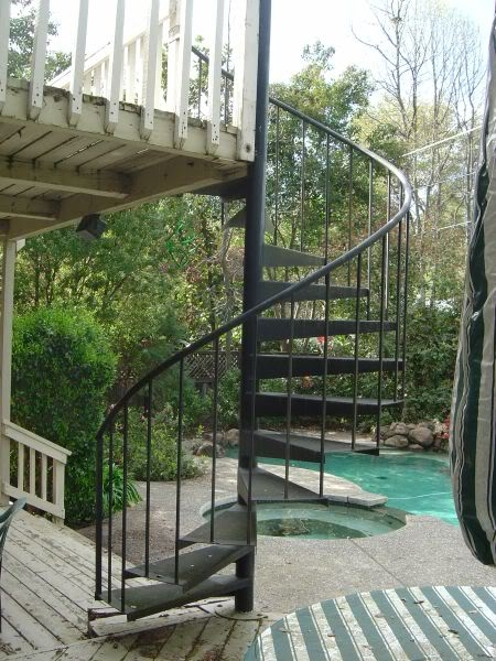 Anyone Want To Buy A Spiral Staircase I Club The Ultimate | Spiral Staircase For Sale Craigslist | Senior Prank | Handrail | Steel | Stairway | Metal