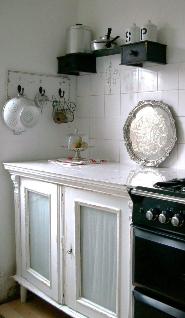 Accesorios de cocina vintage  Imgenes y fotos