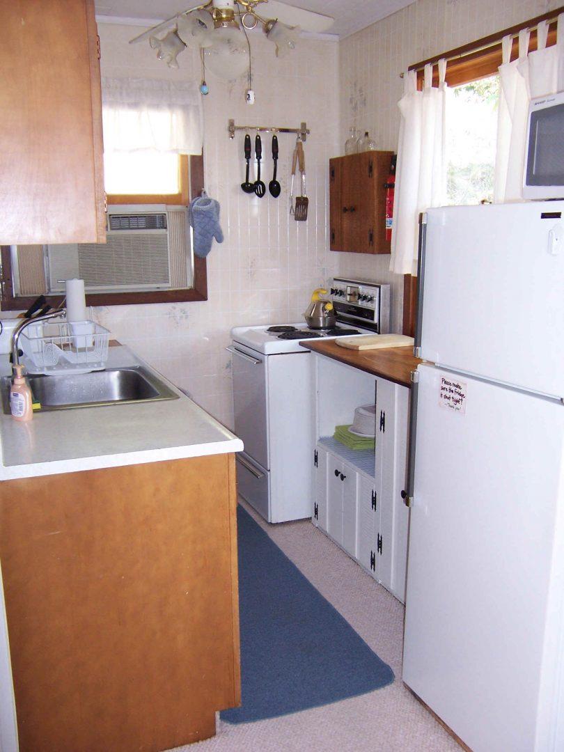 Galera de imgenes Ganar espacio en cocinas pequeas