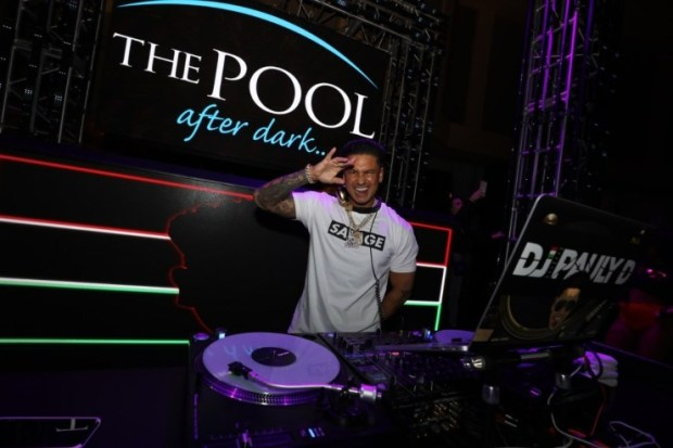 pauly-D The Pool After Dark at Harrah's Resort Announces DJ Pauly D's Extended Residency To 2020