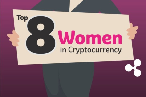 top-8 Cryptocurrency: Top 8 Women In Cryptocurrency