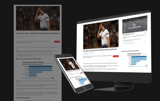 f37ca656-4fb8-4a0c-a612-4b6221bcdb95 'Bet Engage' launches to provide ready-to-publish sporting predictions for betting sites and social media channels