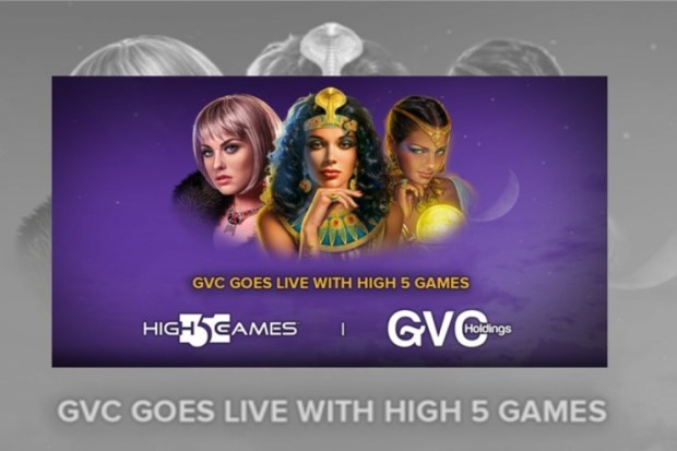 GVC-with-High-5-Games GVC goes live with High 5 Games