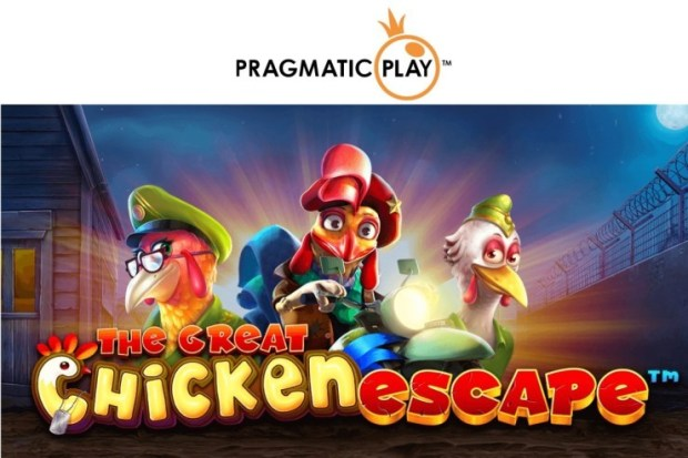 chicken-escape Pragmatic Play release hensational new title The Great Chicken Escape