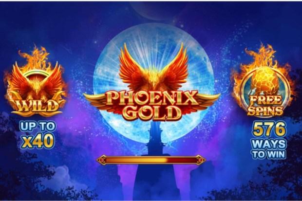 phoenix-gold-1 Week 3/2020 slot games releases