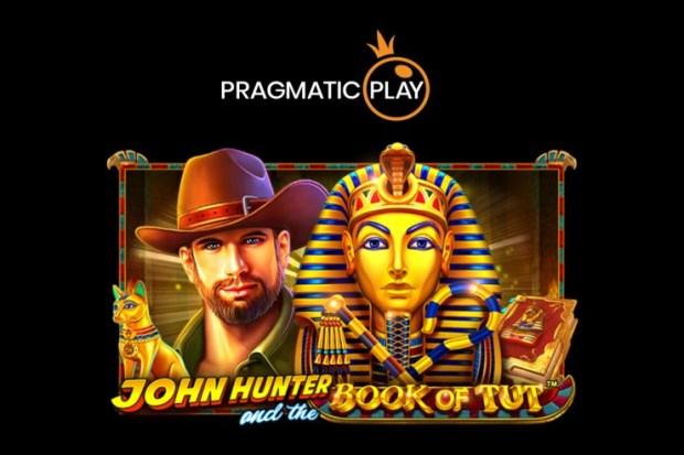John-Hunter-and-the-Book-of-Tut-1 Pragmatic Play Releases Brand New Instalment To John Hunter Series