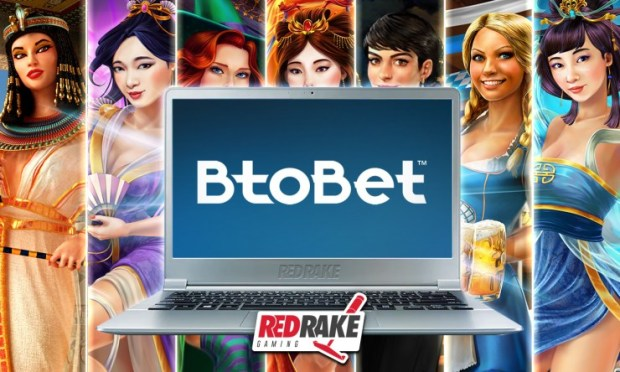btobet-rrg Red Rake Gaming partners with BtoBet for high-end casino content distribution