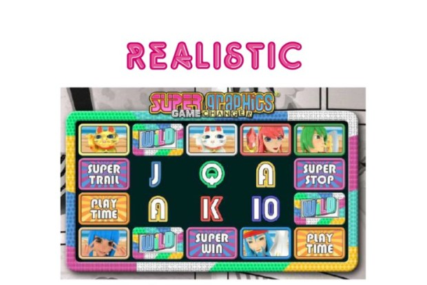 Super-Graphics-Game-Changer Realistic Games Gives 100,000 Reasons to See the Return of Satsuki in Super Graphics Game Changer™