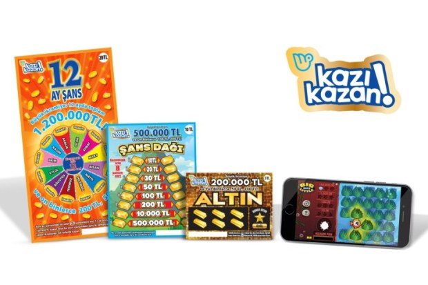 kazi-kazan Scientific Games' Success In Turkey Continues With National Lottery Program