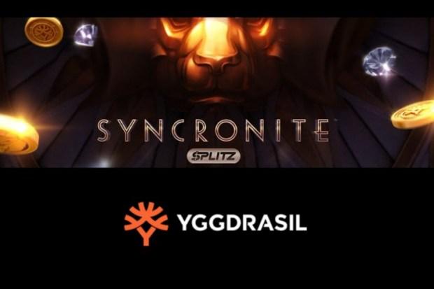 Yggdrasil unveils Syncronite title with innovative Splitz™ mechanic