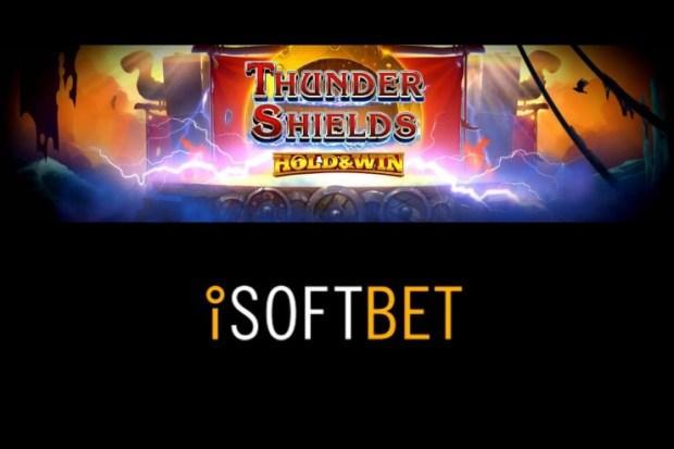 iSoftBet launches epic Viking slot adventure Thunder Shields