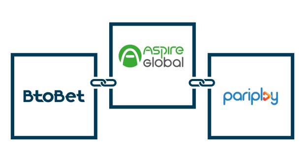 aspire-global-integrates-pariplay's-content-on-btobet's-platform