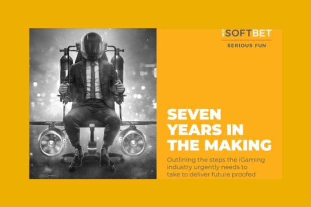 iSoftBet launches white paper on seven-year plan to futureproof iGaming industry
