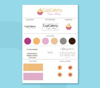 CupCakery Brand