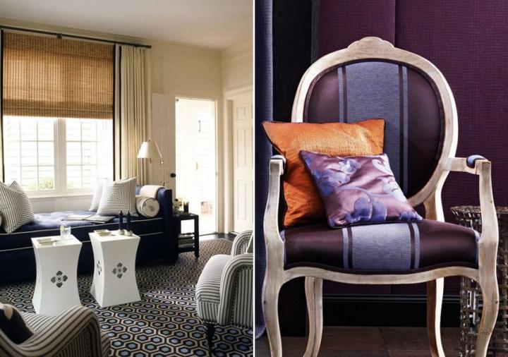 Colores en la decoración barroca