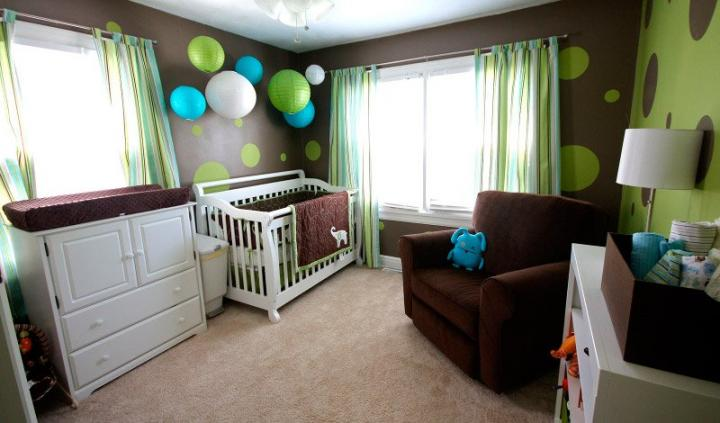 Decoracin de habitaciones de bebs Ideas para decorar la
