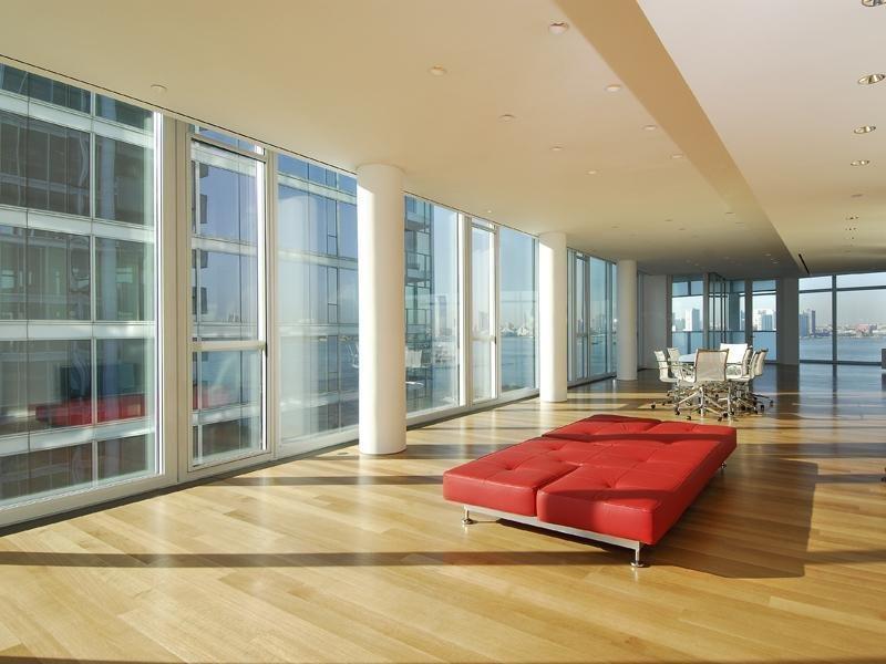 Apartamento de tres pisos de Hugh Jackman en Nueva York Decoracin del hogar