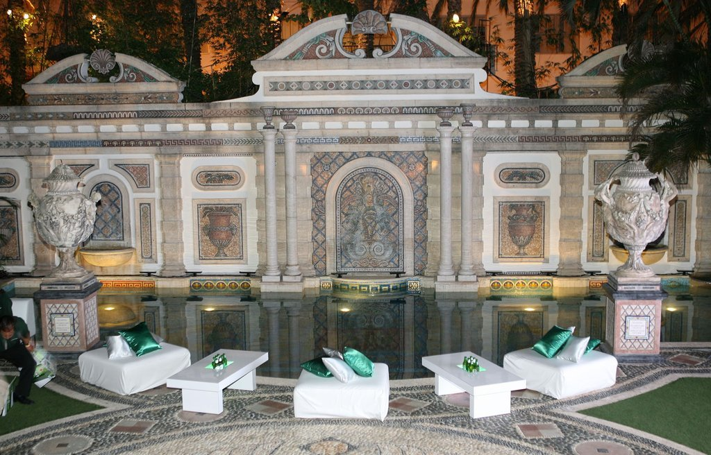 Imgenes de Casa Casuarina la mansin de Gianni Versace