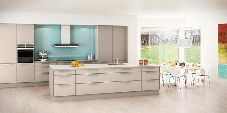 Cocinas modernas de la firma Hygena II Decoracin del hogar