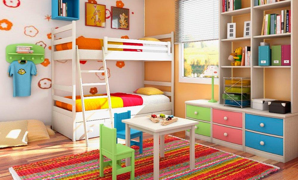 Cmo decorar una habitacin infantil Decoracin del hogar