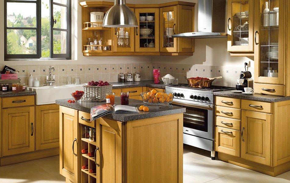 Ideas bsicas para una cocina rstica Decoracin del hogar