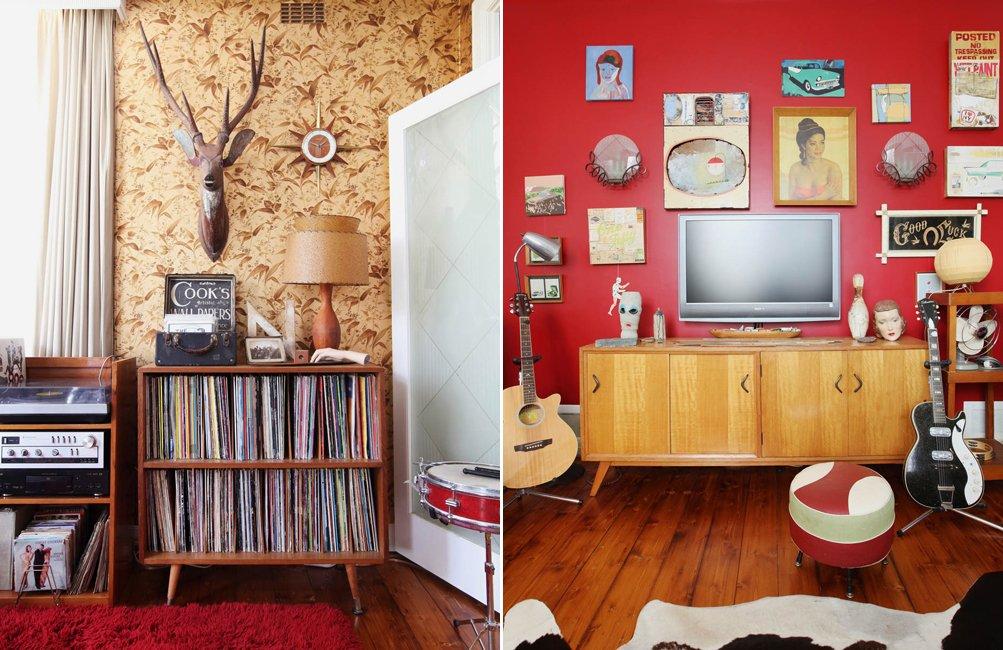 Ideas prcticas para una decoracin vintage Decoracin del hogar