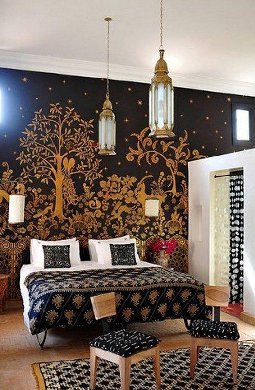 Inspiracin para una decoracin rabe Decoracin del hogar