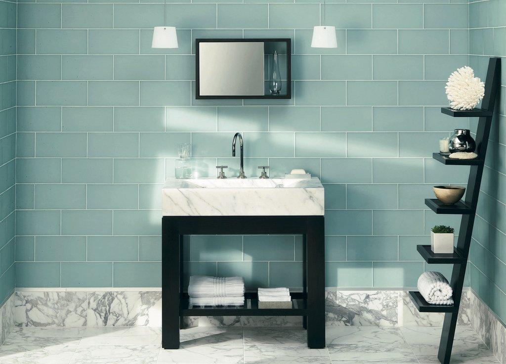 Materiales para el lavabo II Decoracin del hogar